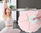 Органайзер для солодощів Peach Heart Shape 5 відсіків з підставкою для телефону WO-27 рожевий, фото 4