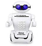"""Детский сейф-копилка """"Сейф-Робот"""" 6688-8 с кодовым замком и ночником, 10 мелодий, фото 7"""
