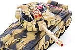 ✅Великий бойовий танк на радіокеруванні 9995. Два кольори, фото 9
