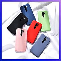 Xiaomi Redmi 9 Защитный чехол противоударный \ бампер \ накладка \ чохол Soft Touch