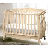 Кроватка-софа Baby Italia Andrea Lux Glitter Ivory