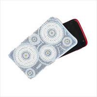 Набор для изготовления чехла на мобильный телефон под круговую зашивку