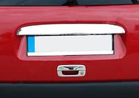 Citroen Berlingo Накладка над номером (Однодверный)