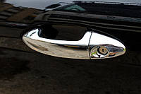 Тюнинг аксессуары на ручки Ford Fiesta 2010-2021 (4 шт)