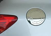 PEUGEOT 206 Накладка на лючок бензобака (нерж.)