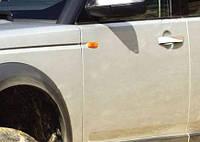 Тунинг ручок Land Rover Freelander II комплект накладок