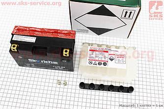Аккумулятор 7(6)Аh YT7B-BS кислотный (L150*W65*H95mm) (348001)