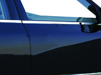 Volkswagen Passat B5 Наружняя окантовка стекол OmsaLine