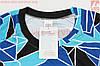 Футболка (Джерси) для мужчин М - (Polyester 80% / Spandex 20%), короткие рукава, свободный крой,, фото 3