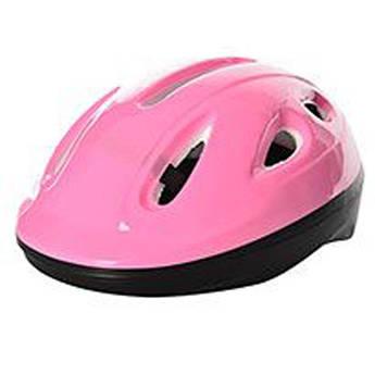 Детский шлем для катания на велосипеде MS 0013-1 с вентиляцией (Розовый)