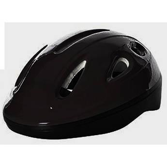 Детский шлем для катания на велосипеде MS 0013-1 с вентиляцией (Черный)