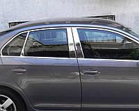 VW Jetta молдинг дверных стоек