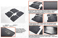 Hyundai Sonata YF 2010-2021 резиновые коврики Stingray Premium