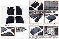 Skoda Superb II Резиновые коврики Stingray