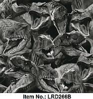 Пленка для аквадруку динозавры LRD266B ширина 50см