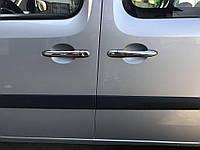 Накладки на ручки (3-дверний) Mercedes Citan, фото 1