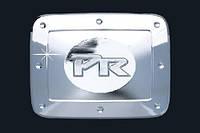Kia Rio SD 2005-2011 Накладка на бак хром