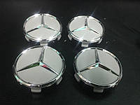 Mercedes S-klass W140 Колпачки в оригинальные диски 71 мм