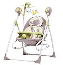 Кресло-качалка Carrello Nanny CRL-0005, цвет Green Tree