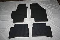 Оригінальні гумові килимки Hyundai Accent 2008, фото 1