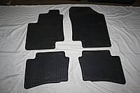 Hyundai I-20 2008-2012 Оригінальні гумові килимки, фото 1