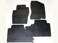 Nissan Juke Оригинальные резиновые коврики