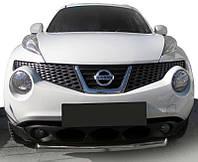 Nissan Juke Передняя защита ST008-1