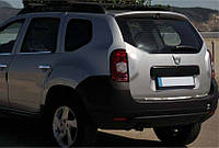 Dacia Duster Кромка багажника OmsaLine
