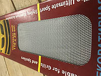 Сетка тюнинговая алюминиевая серая 100 на 20см