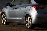 Hyundai I30 2012 Молдинг дверной
