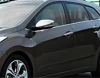 Hyundai I30 2012 Молдинг боковых стекол (SW)