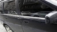 Honda HRV молдинг стекол
