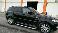 Range Rover Sport 2014-2021 Рейлинги Skyport (Black)