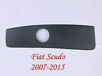 Fiat Scudo Зимова решітка радіатора матова, фото 1