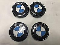 BMW колпачки в литые диски 55мм V4 под стеклом
