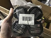 Seat Колпачки в диски 55 мм V1 черные 3D