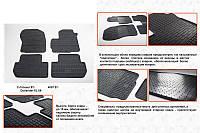 Peugeot 4007 резиновые коврики Stingray Premium