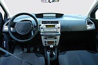 Citroen C-4 2005-2010 накладки на панель колір дерево