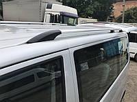 Volkswagen T5 GP Хром рейлінги на довгу базу, фото 1