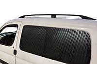 Citroen Berlingo Рейлинги черные с пластиковой ножкой, под клей
