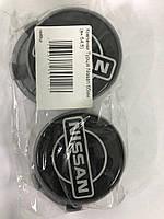 Nissan Колпачки в диски 65мм V3 силикон