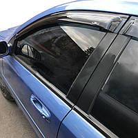 Chevrolet Lacetti Ветровики (SD 4 шт, HIC)