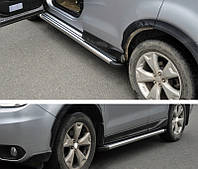 Subaru Forester 2013-2021 Боковые подножки Оригинал