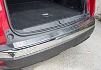 Peugeot 3008 2016-2021 Накладка на задний бампер OmsaLine
