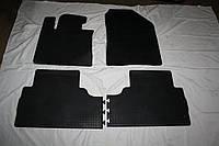 Kia Sorento 2015-2021 резиновые коврики Stingray Premium