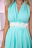 Сукня 167R892 М'ятний колір, фото 5