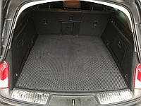 Opel Insignia 2010-2017 SW Коврик багажника (EVA, черный)