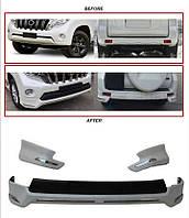 Toyota Prado 150 2014-2017 Комплекти обважень Jaos в чорному кольорі