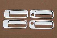 Toyota Camry XV20 Накладки на ручки и вокруг (8 шт, пласт.)