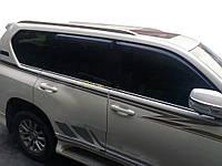 Рейлинги Lexus (2 шт) для Lexus GX460, фото 1